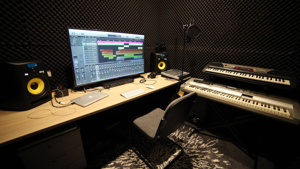 recording studio rental